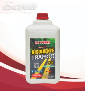 DISOLVENTE TRAFICO V-12