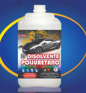 DISOLVENTE POLIURETANO AX3