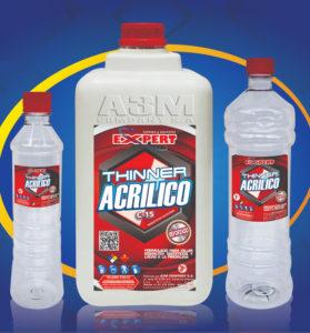 THINNER ACRILICO C-15